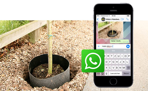 galabaubedarf24.de jetzt auch über WhatsApp zu erreichen