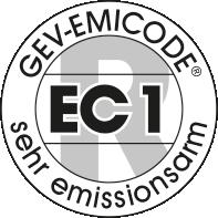 Prüfsiegel EC1 R